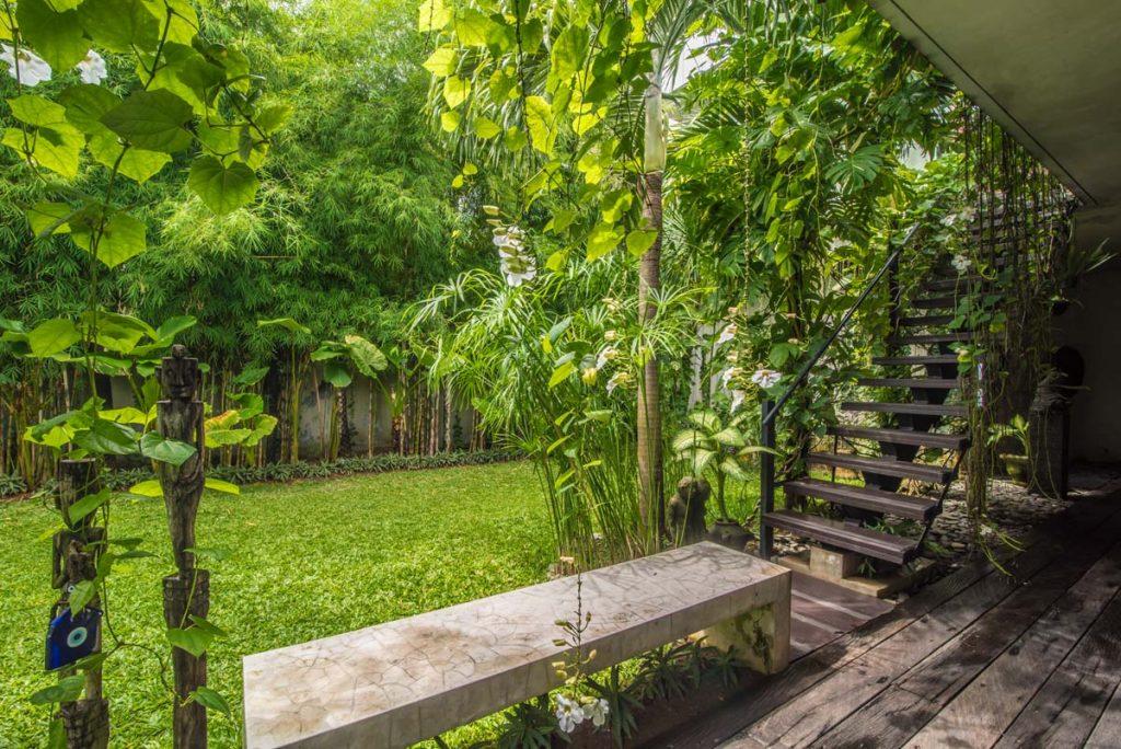 Garden 3 Villa Saba 10